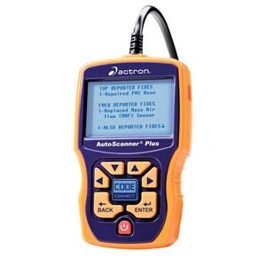 OBD II, CAN & ABS Scan Tool